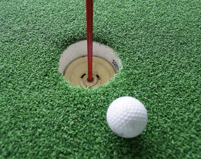太阳岛迷你高尔夫