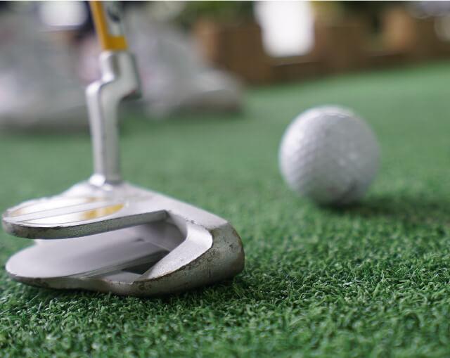 迷你高尔夫游戏