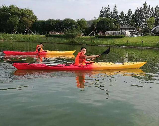 水上皮划艇